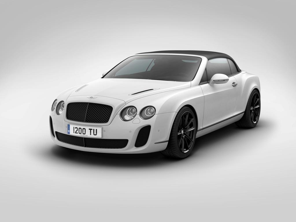 Foto Bentley Continental Supersports ISR Convertible