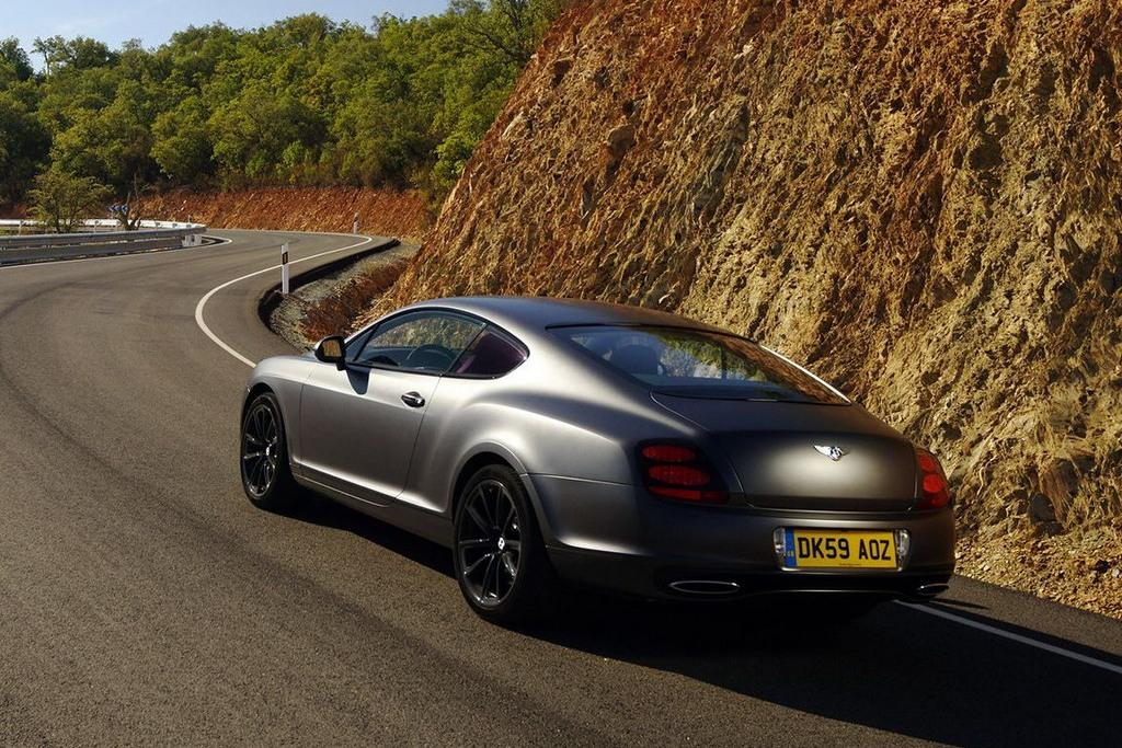 Foto Bentley Continental Supersports