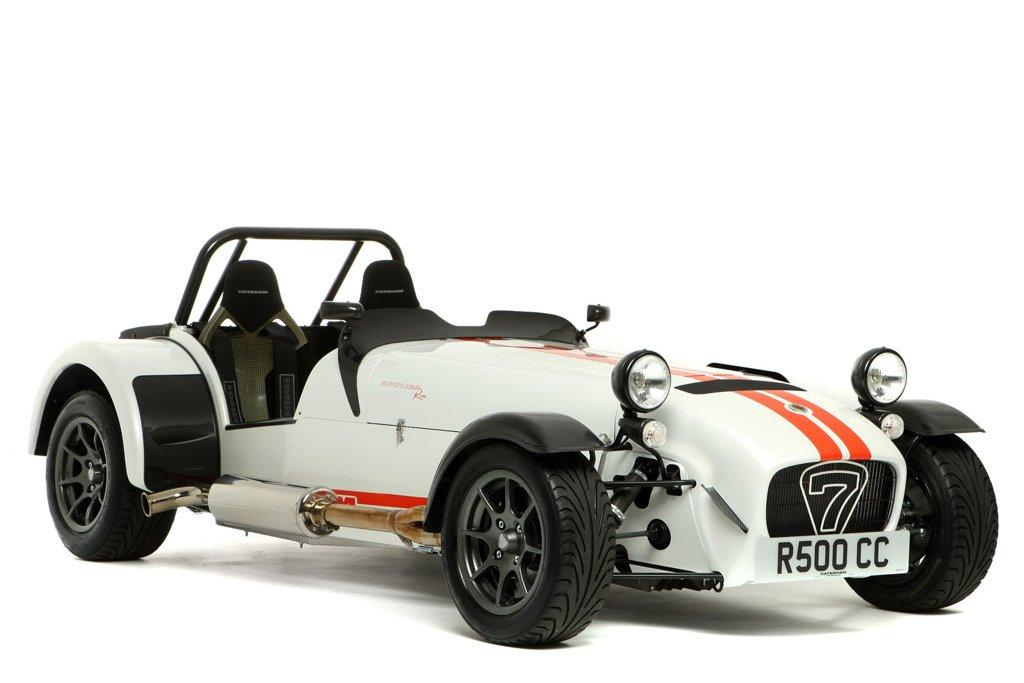 Foto Caterham 7 Superlight R500
