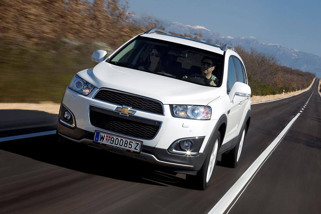 Asegurar CHEVROLET-GM CAPTIVA