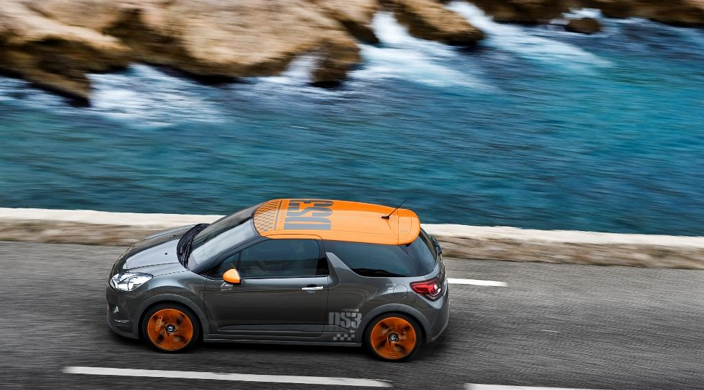 Foto Citroën DS3 Racing