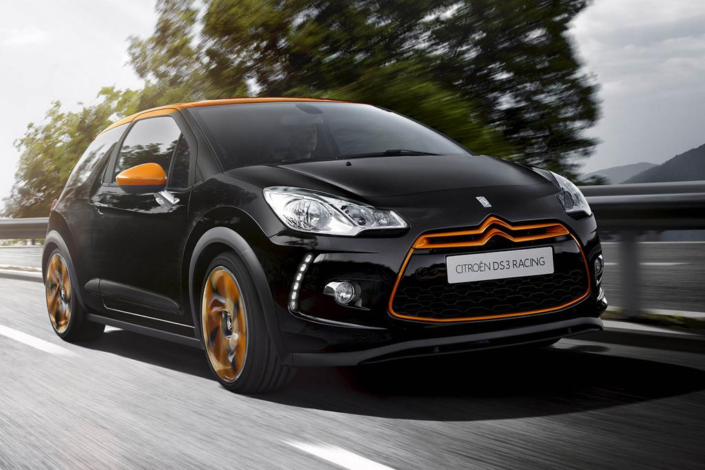 Foto Citroen DS3 Racing