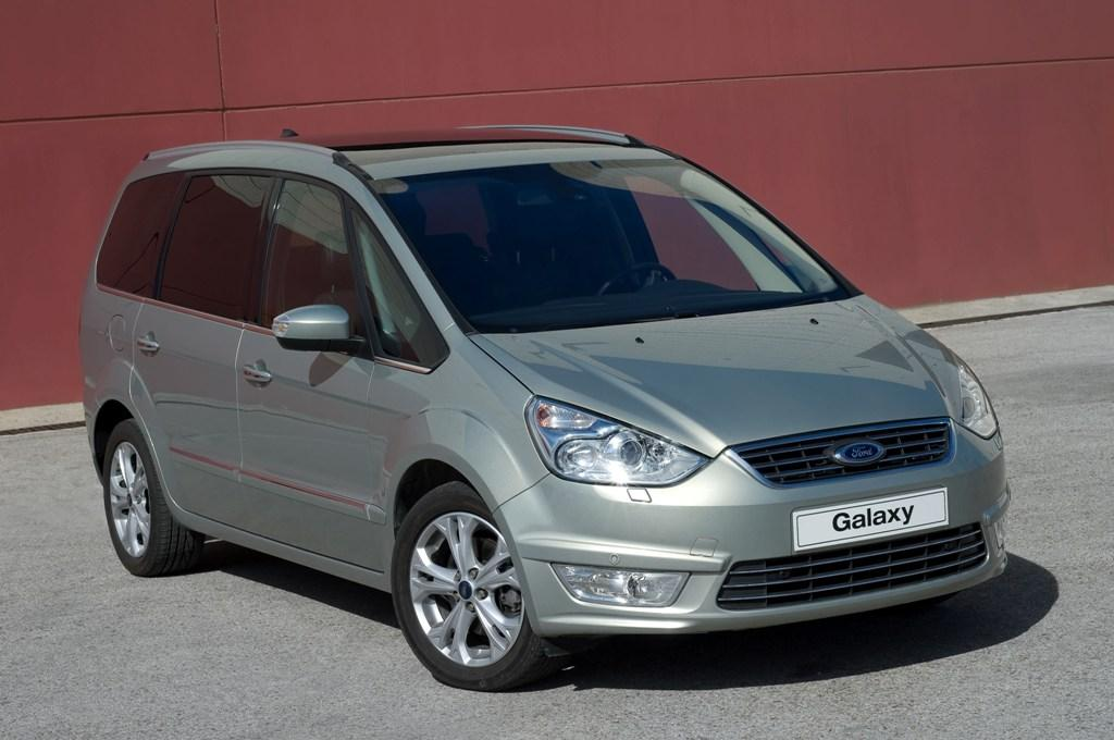 Asegurar FORD GALAXY