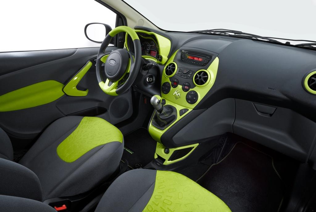 Ford Ka Interior Pictures to pin on Pinterest