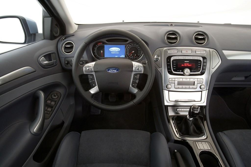 Ford mondeo foto 29 35