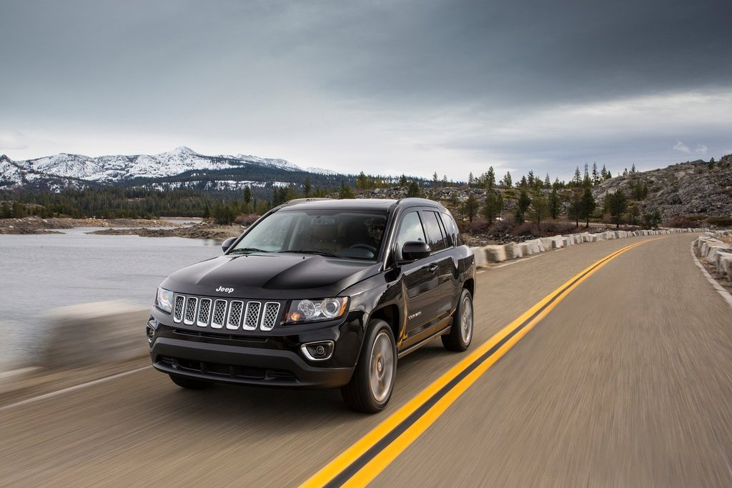 Asegurar JEEP COMPASS