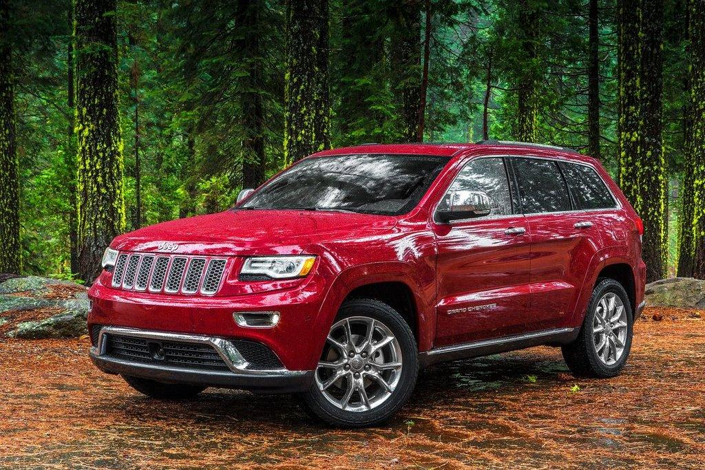 Asegurar JEEP GRAND CHEROKEE