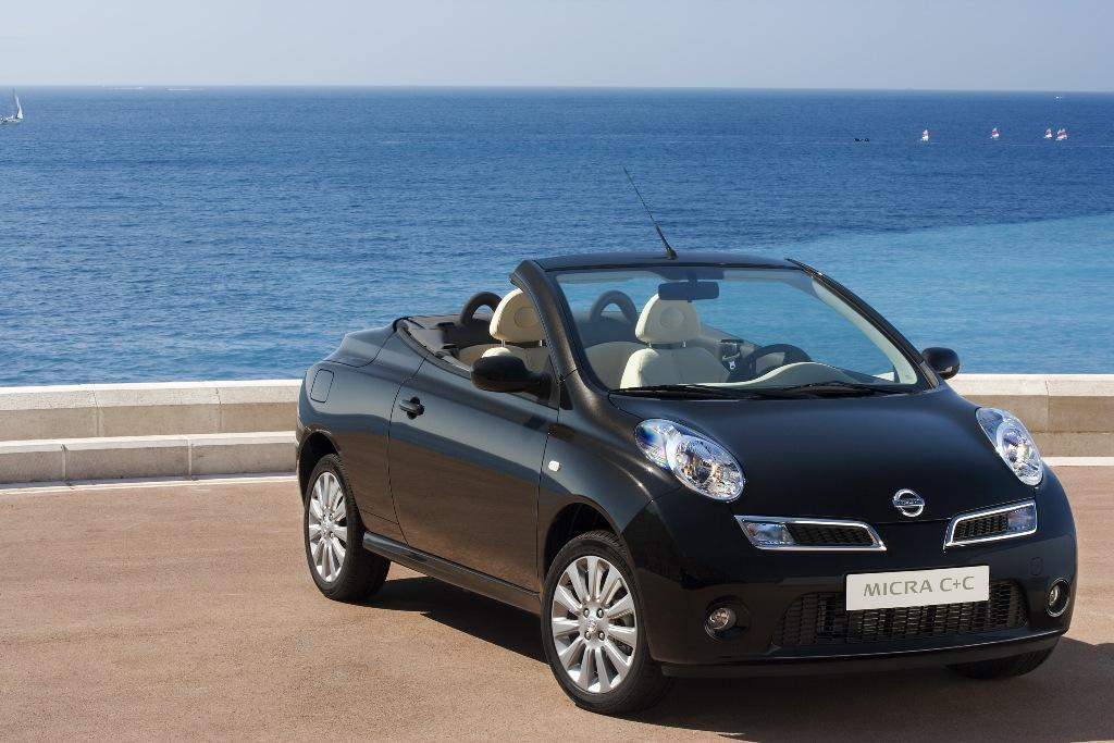 choice of nissan micra the