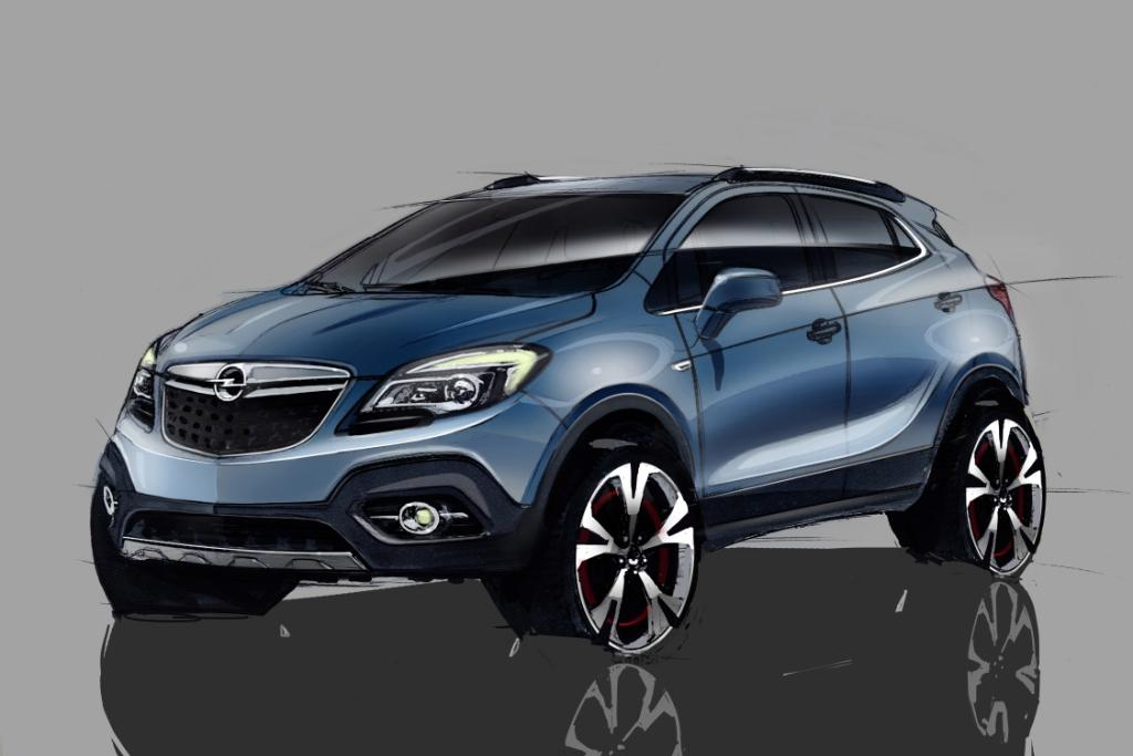 Marca opel coches
