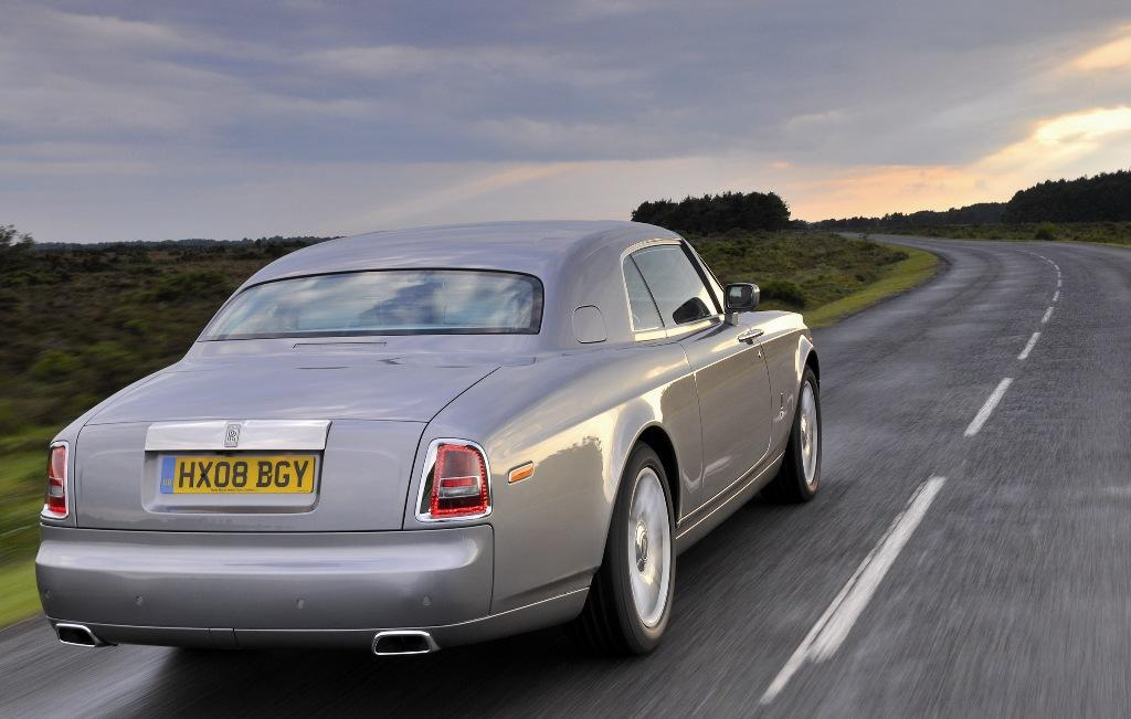 2009 Rolls Royce Phantom 7