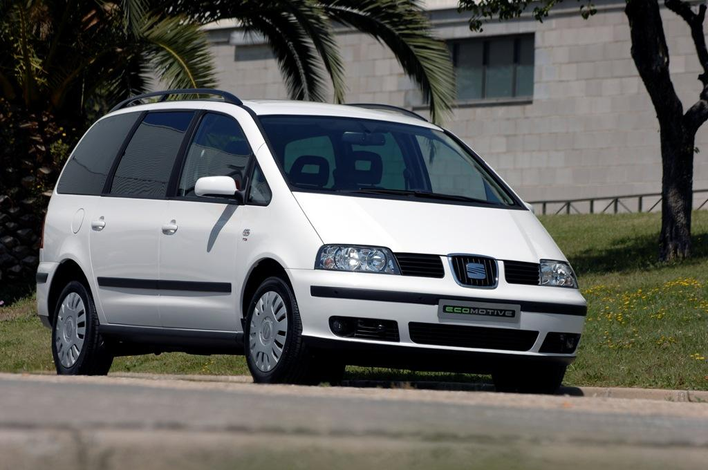 Fotos del Seat Alhambra II - Zcoches