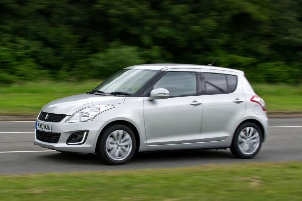 Asegurar SUZUKI SWIFT