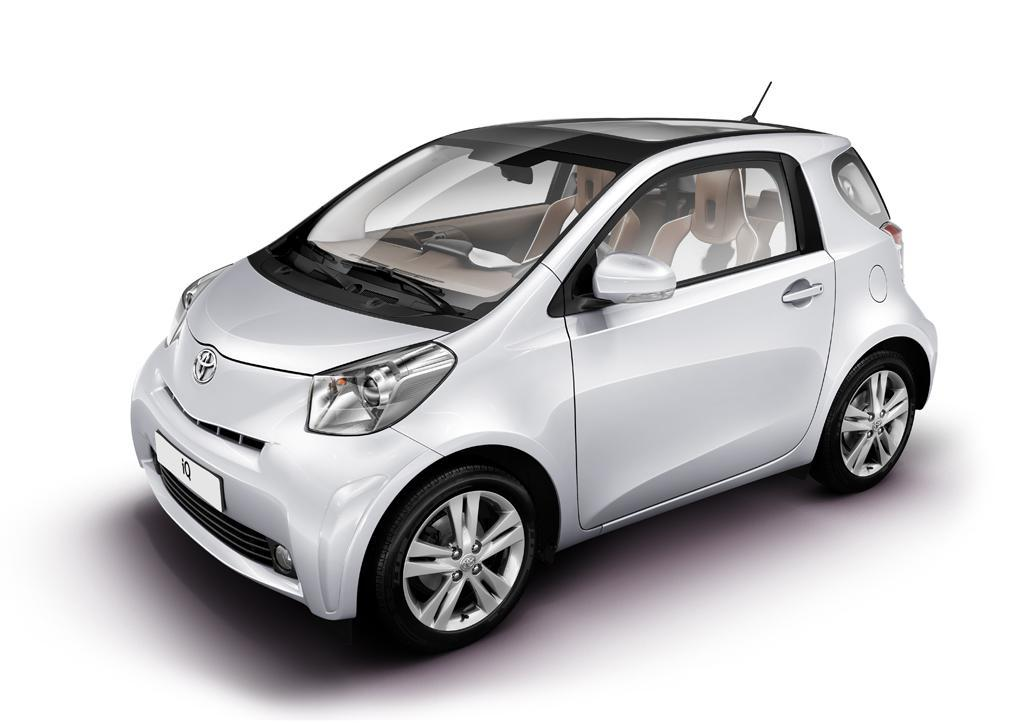 Foto Toyota IQ Collection