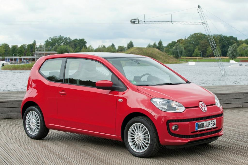 Asegurar VOLKSWAGEN UP