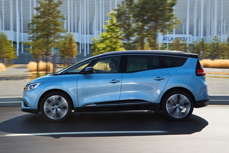 Foto Renault Grand Scénic 2017