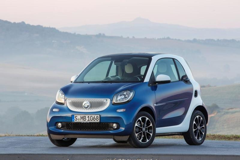 Asegurar SMART FORTWO COUPE