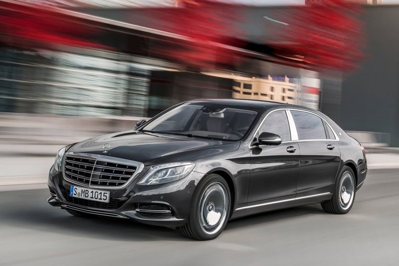Asegurar MERCEDES MAYBACH S