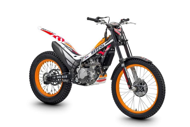 Foto Montesa Cota 4RT Race Replica 2017