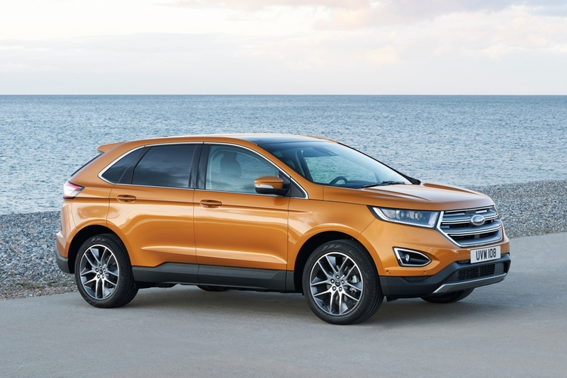 Asegurar FORD EDGE