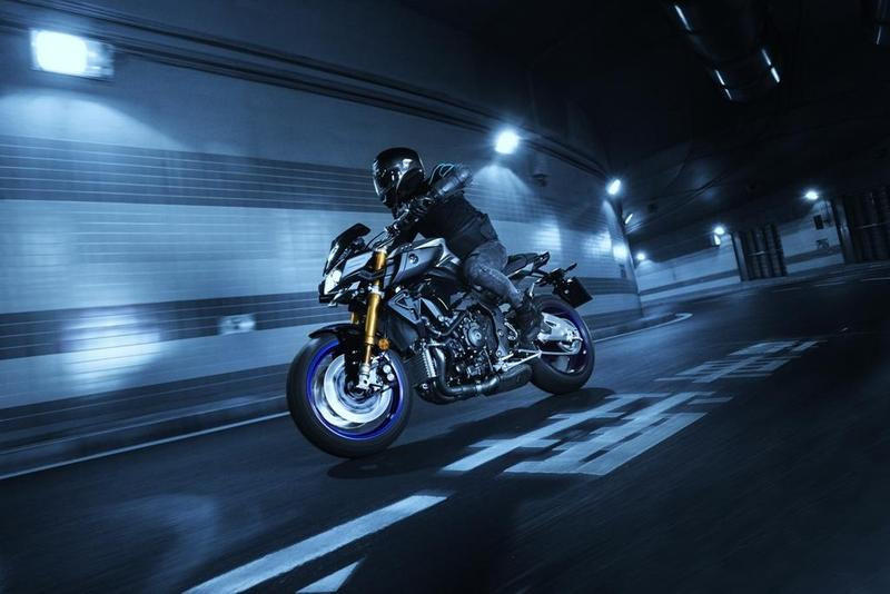 Foto Yamaha MT-10 SP 2017
