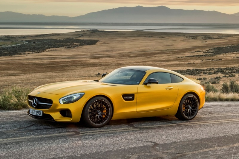 fotograf as de todas las versiones del mercedes amg gt. Black Bedroom Furniture Sets. Home Design Ideas