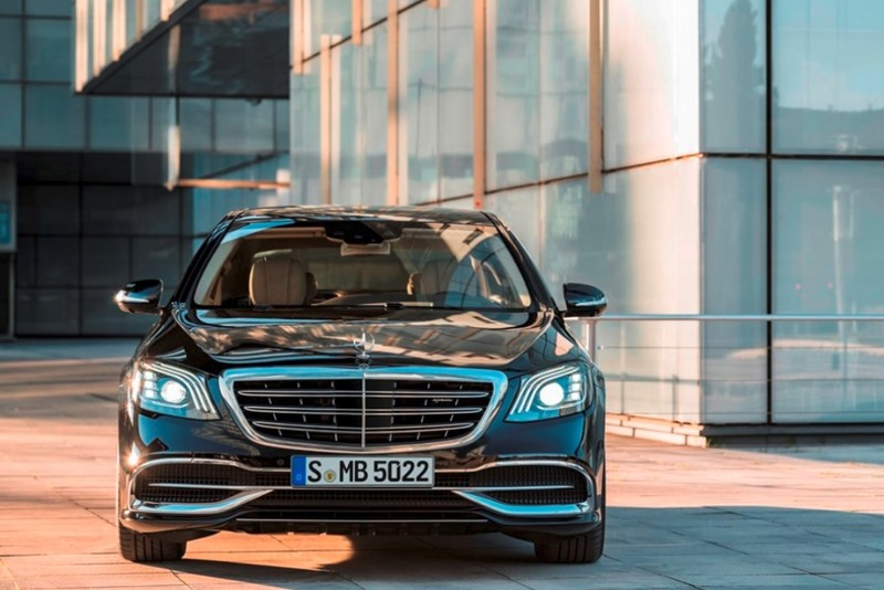 Foto Mercedes-Maybach Clase S 2017