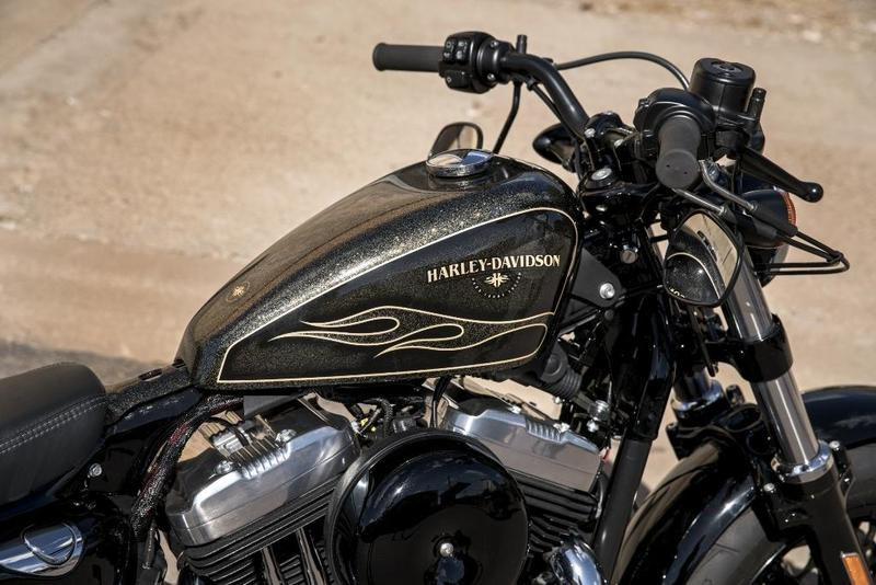Foto Harley-Davidson Sportster Forty-Eight 2017