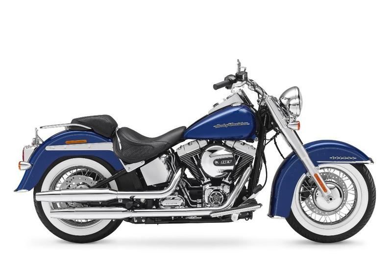 Foto Harley-Davidson Softail Deluxe 2017