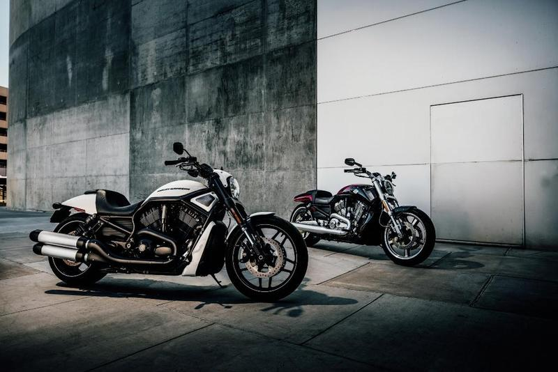 Foto Harley-Davidson Night Rod Special 2017