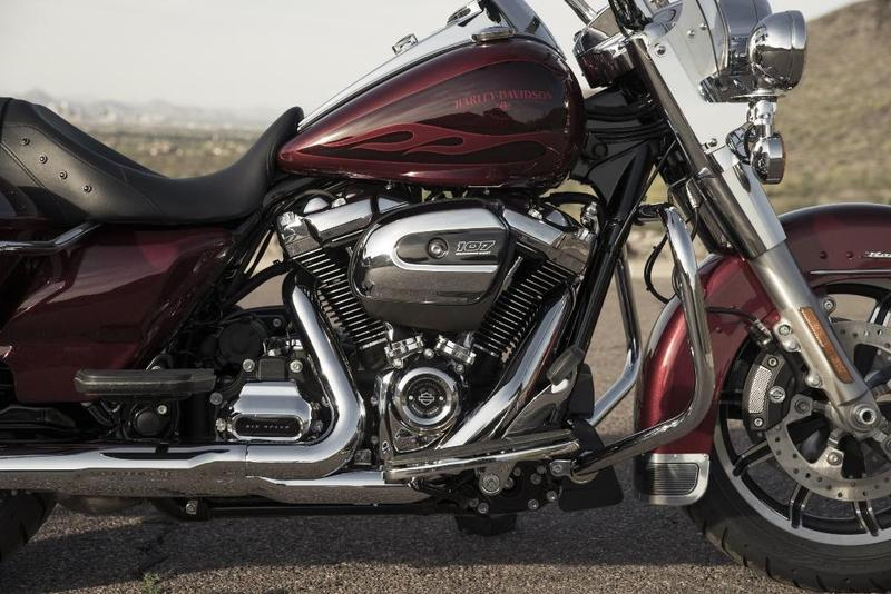Foto Harley-Davidson Road King 2017