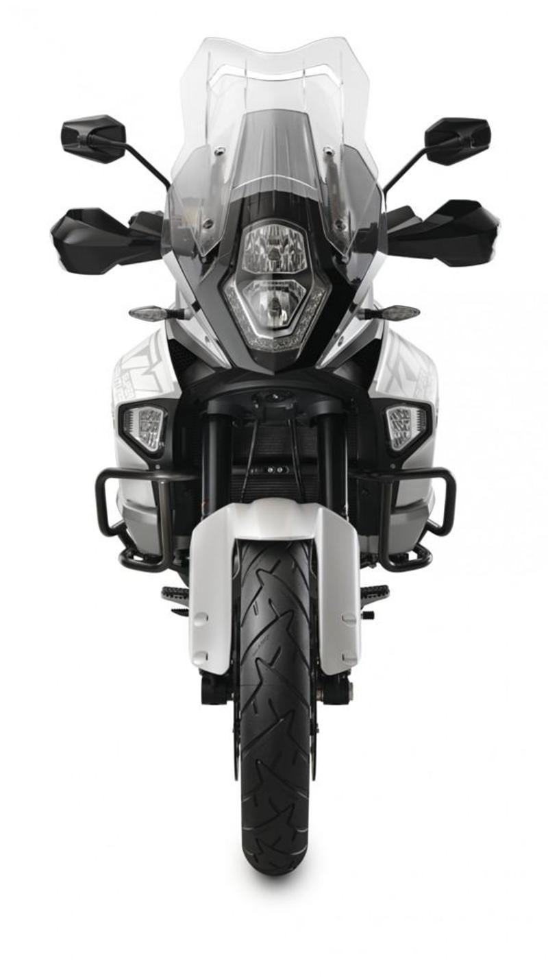 Frontal on Motos Honda Cr