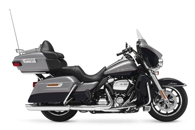 Foto Harley-Davidson Ultra Limited Low 2017