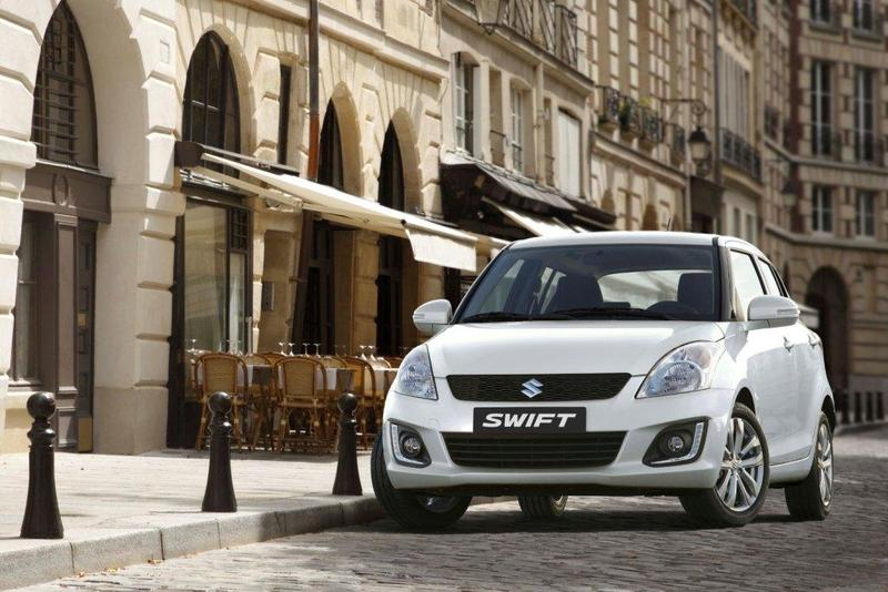 Foto Suzuki Swift