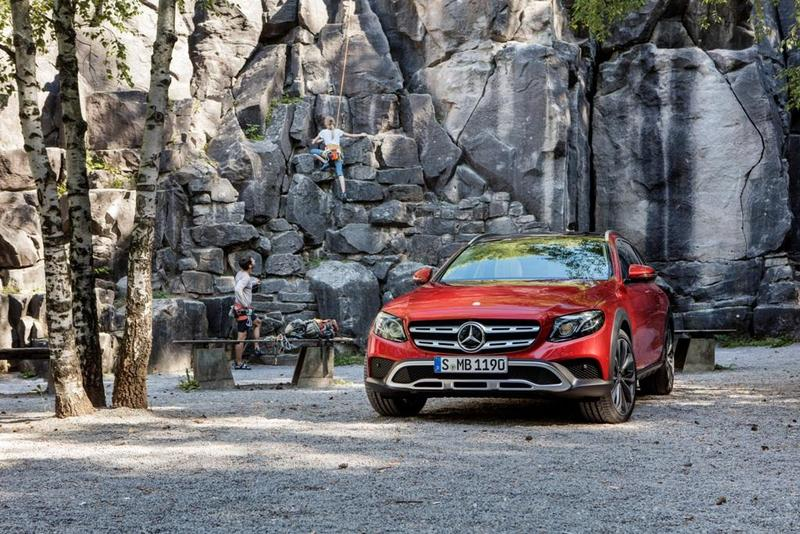 Foto Mercedes-Benz Clase E All-Terrain 2017