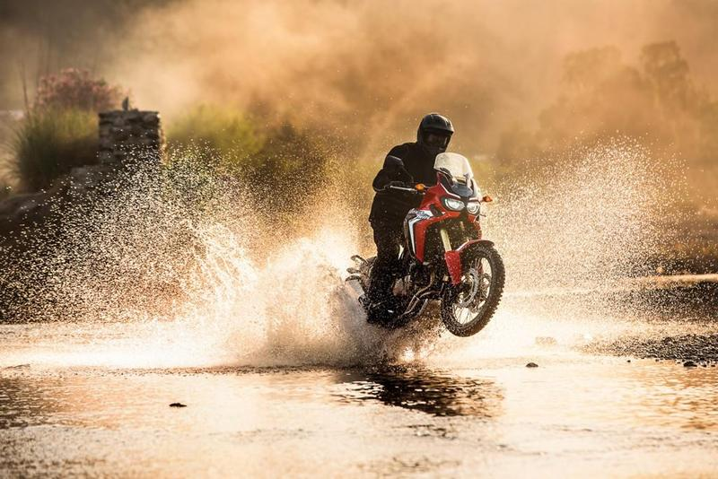 Foto Honda CRF1000L Africa Twin ABS-DCT 2016