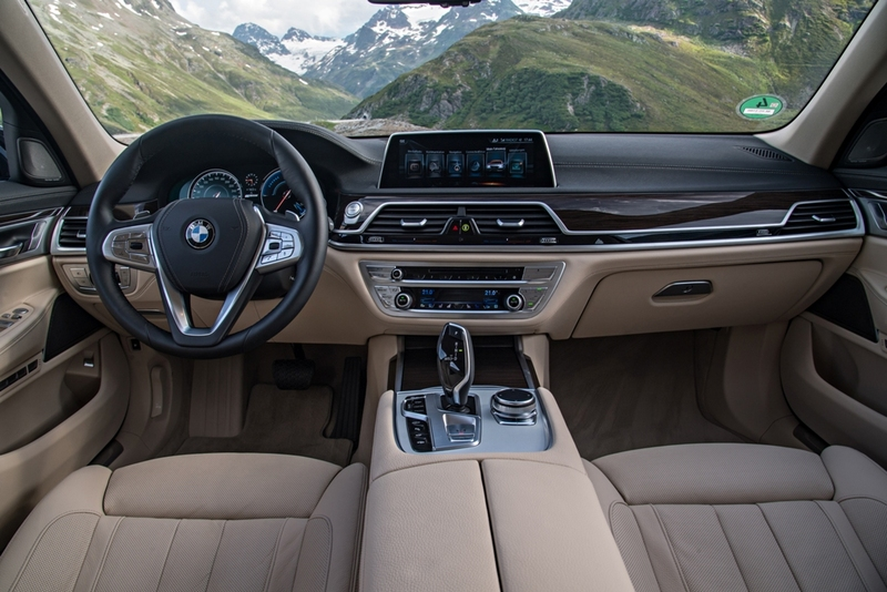 Foto BMW 740Le xDrive iPerformance 2016