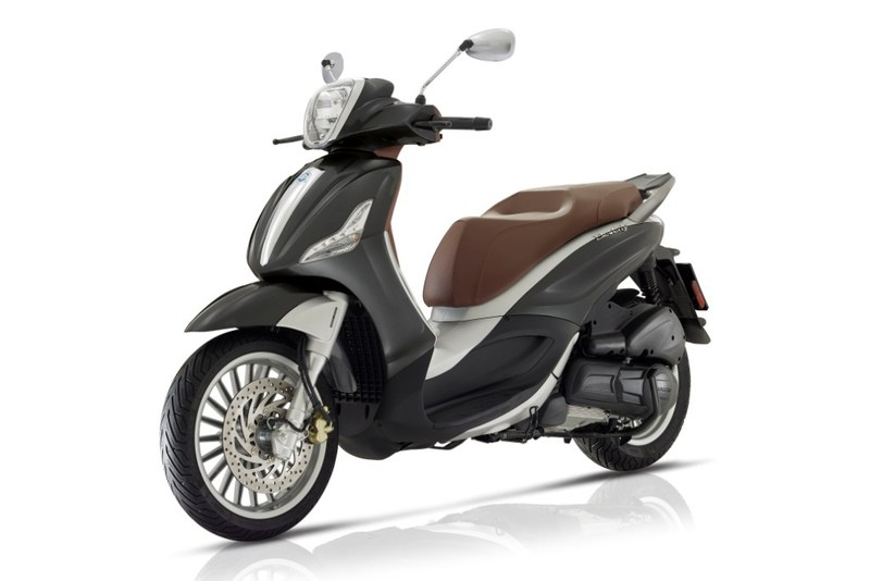 Foto Piaggio Beverly 300 ABS 2016
