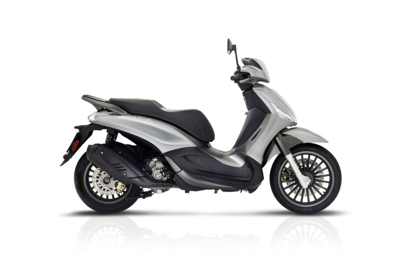 Foto Piaggio Beverly 300 S ABS 2016