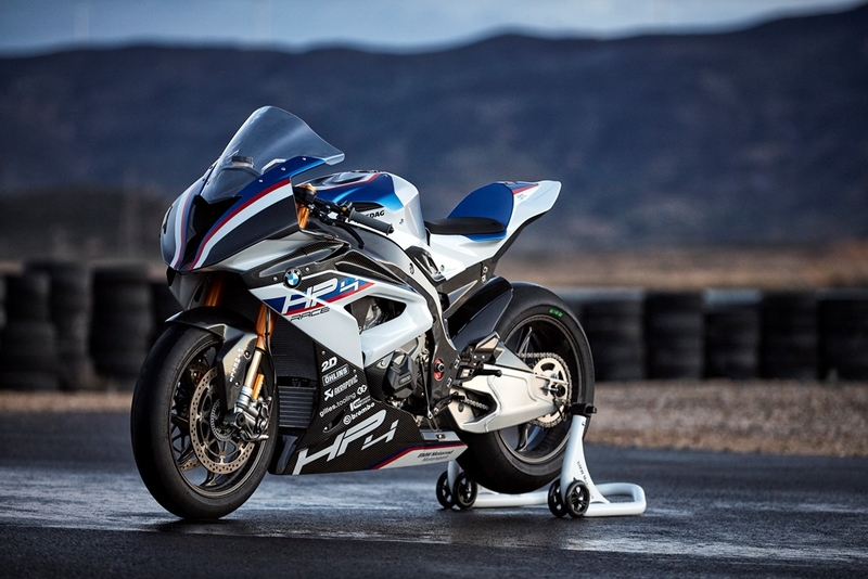 Foto BMW HP4 Race 2017