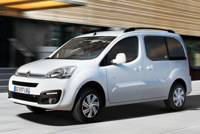 Foto Citroën E-Berlingo Multispace 2017