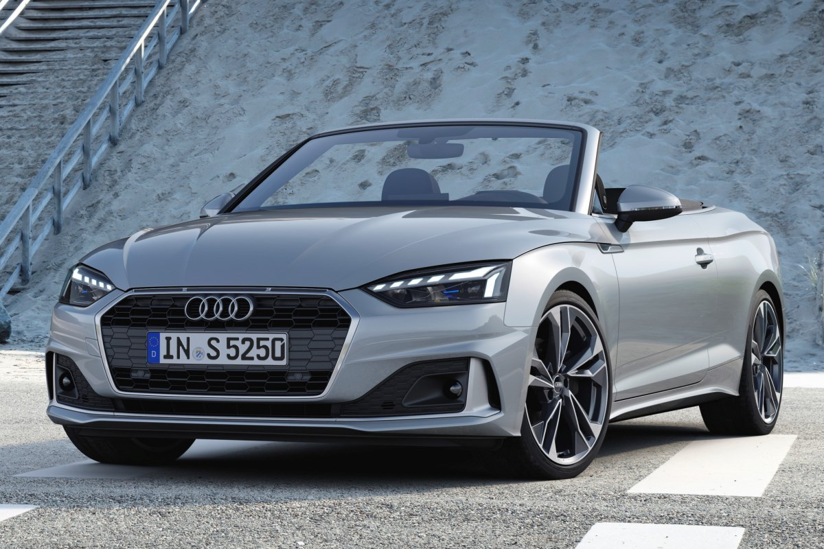 2020 Audi S5 Cabriolet First Drive