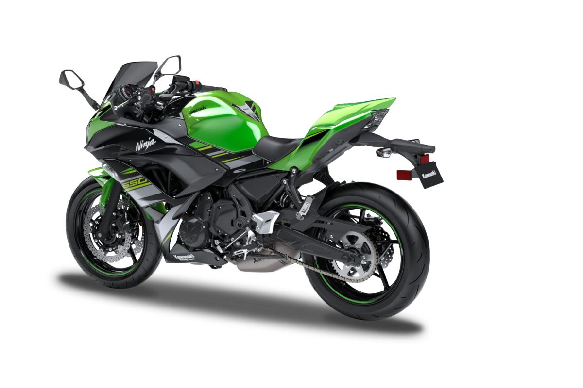 Fotos Motos Kawasaki Ninja 650 SE ABS Performance 2018