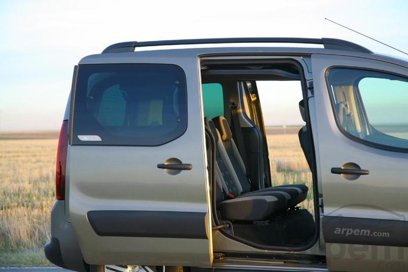 Foto Prueba CITROËN BERLINGO