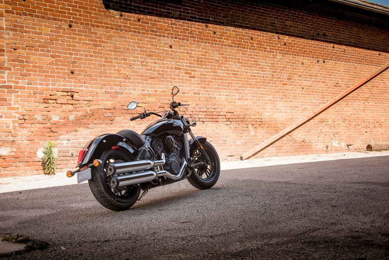 Foto Indian Scout Sixty 2017