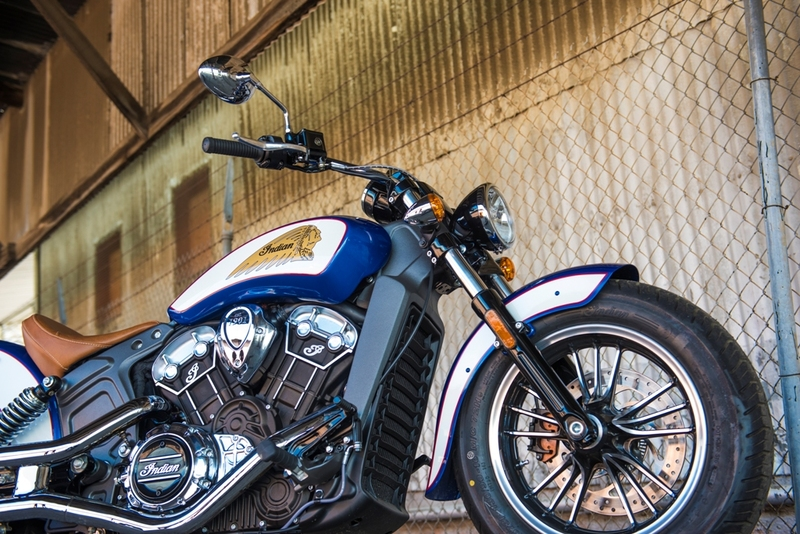Foto Indian Scout 2017