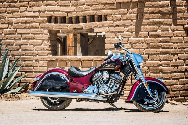 Foto Indian Chief Classic 2017
