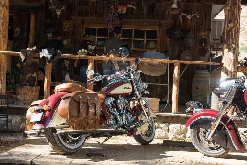 Foto Indian Chief Vintage 2017