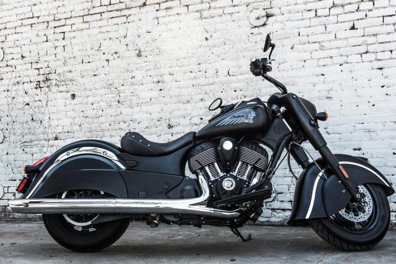 Foto Indian Chief Dark Horse 2017