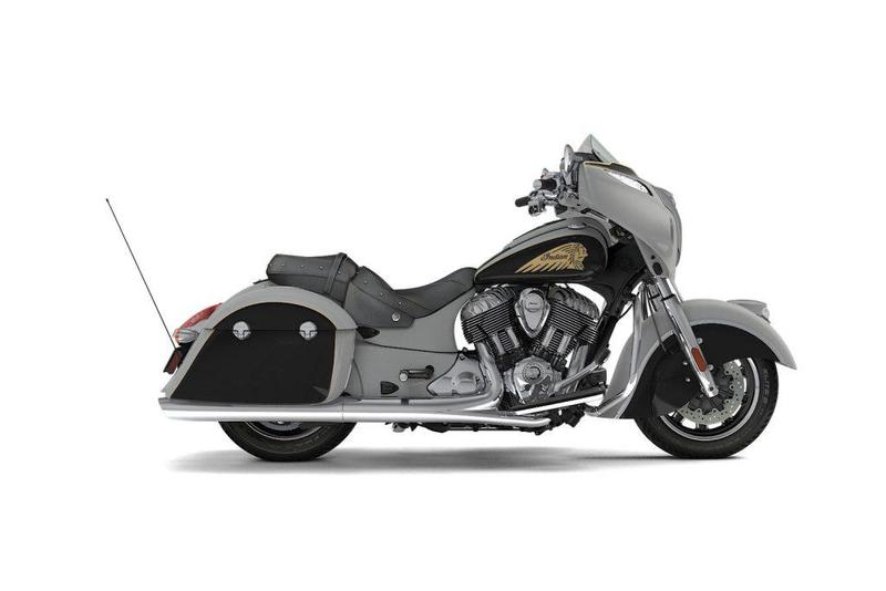 Foto Indian Chieftain 2017