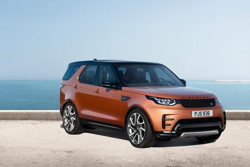 Foto Land Rover Discovery 2017